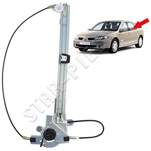 STARKIT PERFORMANCE Mechanismus für Fensterheber hinten Links für Renault Laguna 2 Limousine und Kombi von 2001 bis 2007