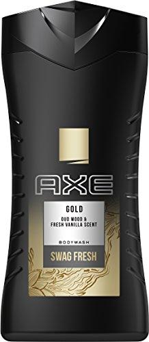 AXE Duschgel Gold, 4er Pack (4 x 250 ml)