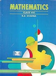 Mathematics for Class 8 (Examination 2020-2021)