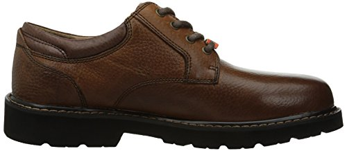 Dockers Shelter, Scarpe stringate uomo Beige Dark Tan Marrone (Dark Tan)