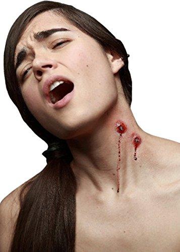 Creative Collection Co. Deluxe prothetische Vampir Biss Mark Make-Up