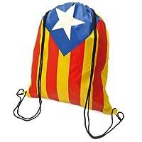 Mochila estelada catalana