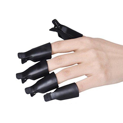 koly-10pc-plastique-diy-nail-art-soak-off-cap-clip-uv-gel-polish-remover-wrap-outil-noir