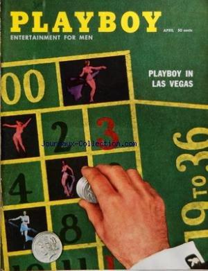 PLAYBOY EDITION US du 01/04/1958 - WEIRD SHOW - HERBERT GOLD - PRESTIGE ON WHEELS - KEN PURDY - THE LITTLE WORLD OF ORVILLE K. SNAV - B. ASBELL - A SLIGHT CASE OF TRIVHOTOMY - F. A. BIRMINGHAM - SAUCES FOR THE GANDER - THOMAS MARIO - JOHN STEINBECK - A STRETCH IN SIBERIA - JOHN WALLACE - CAPS STILL ON TOP - BLAKE RUTHERFORD - JOHN SACK - PIERRE MARECHAL - P. CHASE par Collectif