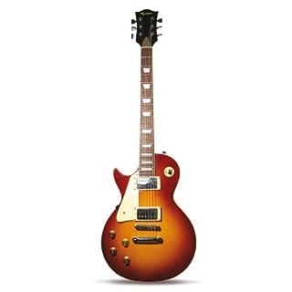 Rockburn LP2 Electric Left Handed Guitar - Sunburst (B002S0NONA)   Amazon price tracker / tracking, Amazon price history charts, Amazon price watches, Amazon price drop alerts