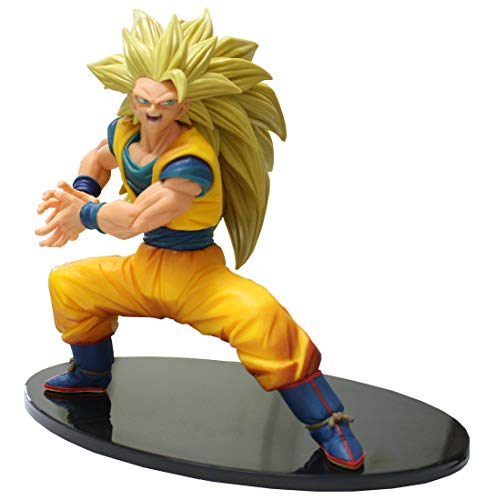 Banpresto Dragon Ball Figure 16,5cm B. Ss3 Son Goku Series FES Ser. 2 Dragonball Super FES