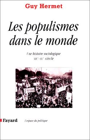 Les Populismes dans le monde PDF Books