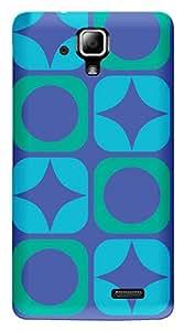 TrilMil Printed Designer Mobile Case Back Cover For Lenovo A536