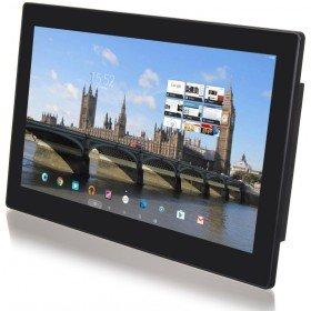 Xoro MegaPAD 1854 V2 47 cm (18,5 Zoll) Tablet-PC (QuadCore Cortex A17 1.8GHz, 2GB RAM, 16GB Flashspeicher, Android 5.1) schwarz