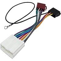 AERZETIX: Adaptador cable enchufe ISO E7 para autoradio C1862