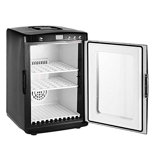Labor inkubator kann zwischen 5 und 60 ° C, 12 V / 230 V, 60 W, 25 L Kapazität, kühlen und erwärmen