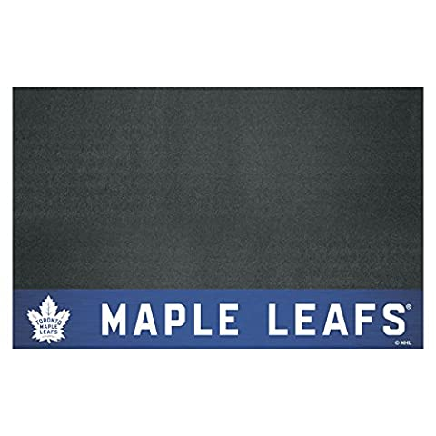 Fanmats NHL Toronto Maple Leafs Grill Mat, Small