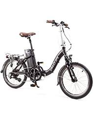 E-Klapprad bike2care, 36V, 625Wh, E-Faltrad, 20 Zoll