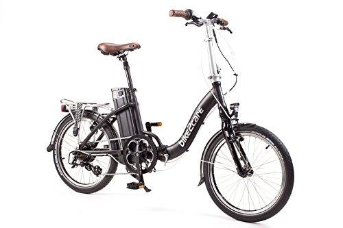 e klapprad bike2care 36v 625wh e faltrad 20 zoll. Black Bedroom Furniture Sets. Home Design Ideas