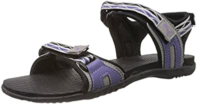 Puma Women's Nova Wn's Purple Basic Athletic and Outdoor Sandals - 4 UK/India (37 EU)