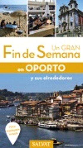 Oporto (Un Gran Fin De Semana En) por Anaya Touring