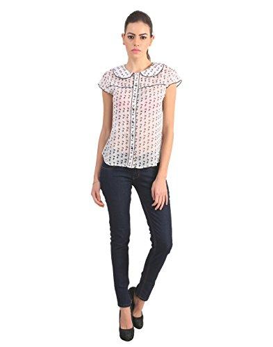 Trendy Trotters Cotton Stretchable Denim Jeans for Ladies