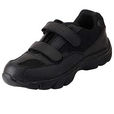 BATA Boys Hook and Loop School Shoes