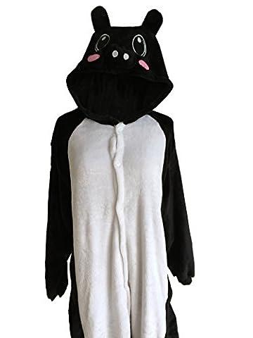 Adulte Femme Halloween - Moollyfox Kigurumi Pyjama Adulte Anime Costume Cosplay
