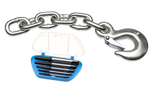 Elingue chaîne de levage avec crochet à linguet + 5 extracteur de vispas cher