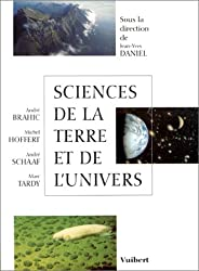 Sciences de la Terre et de l'Univers