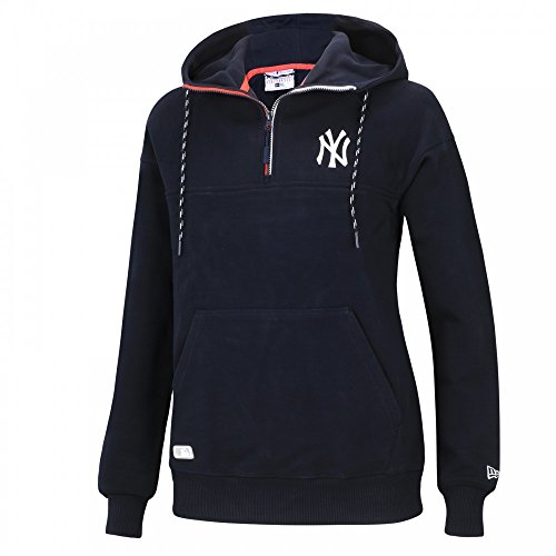 Sudadera capucha New Era – MLB Tech Series Hz Hoody New York Yankees azul  talla  572d9d50f03