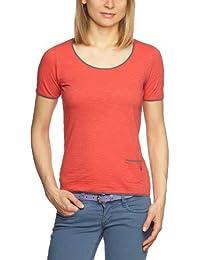 Freeman T. Porter - T-shirt - Col ras du cou - Manches courtes Femme