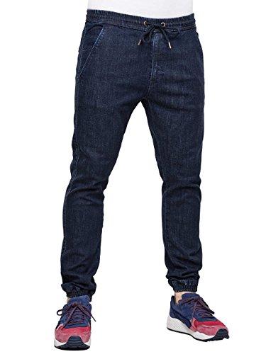 Reell Reflex pantalon Dark Blue Denim
