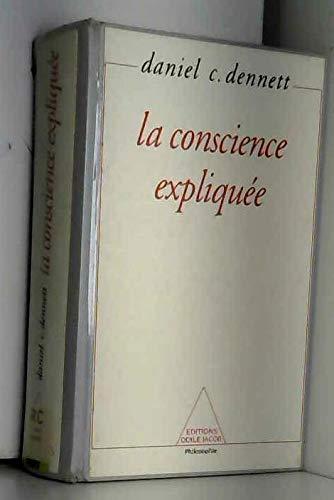 La conscience expliquée