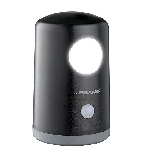 Mr Beams Stand Licht MB750 mit Bewegungssensor in schwarz Blk-stand