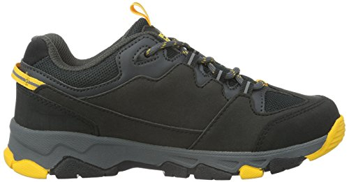 Jack Wolfskin Unisex-Kinder Mtn Attack 2 Texapore Low K Trekking-& Wanderhalbschuhe Grau (burly yellow 3800)