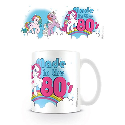 My Little Pony Retro Made In The 80s Coffee Mug