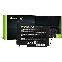 Green Cell® AP15A3R AP15A8R Laptop Battery for Acer Aspire Switch 10E 10 E SW3 SW3-013 SW3-013P SW3-016 (Li-Polymer Cells 8050mAh 3.75V Black)