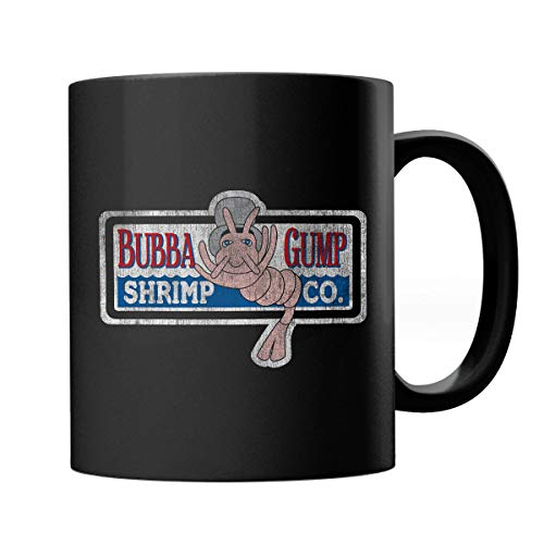 Forrest Gump Bubbas Shrimp Co Mug