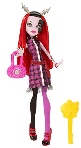 Monster High Freaky Fusion Operetta poupée