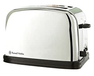 Russell Hobbs 2-Slice Classic Toaster 13766 - Polished Stainless Steel