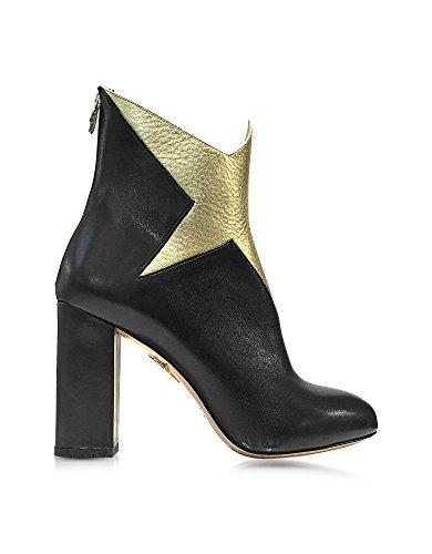 charlotte-olympia-stivaletti-donna-f164951002-pelle-nero-oro