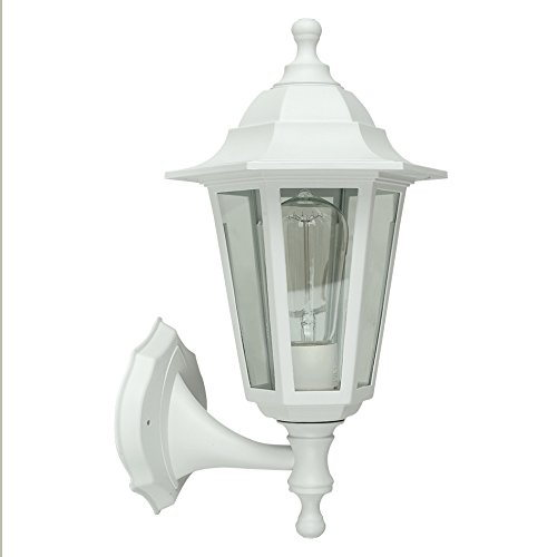 traditional-style-white-outdoor-security-ip44-rated-wall-light-lantern