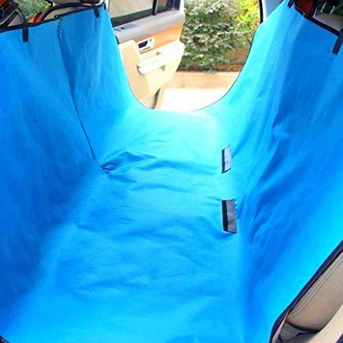 Preisvergleich Produktbild MMMMM Auto-Matte Rücksitz,  Haustier Wasserdichte Auto-Matte Multifunktions-Menschen Haustier Dual-Use-Auto-Matte Rücksitz