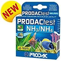 prodac Test nh3-nh465Test para la medición de amoniaco y Amoníaco de acuario dulce y Marino
