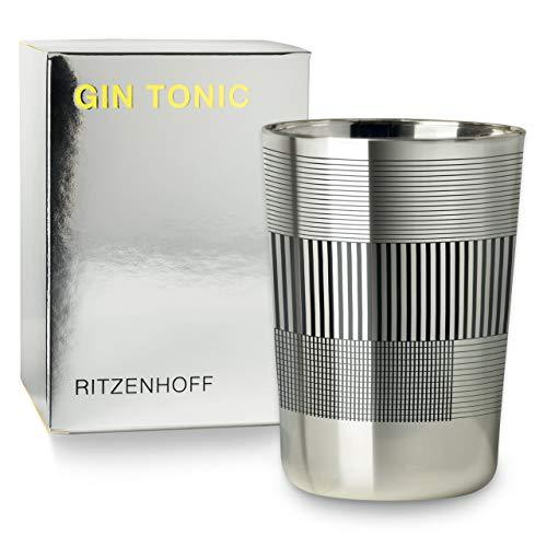 RITZENHOFF Next Gin Ginglas von Piero Lissoni, aus Kristallglas, 250 ml