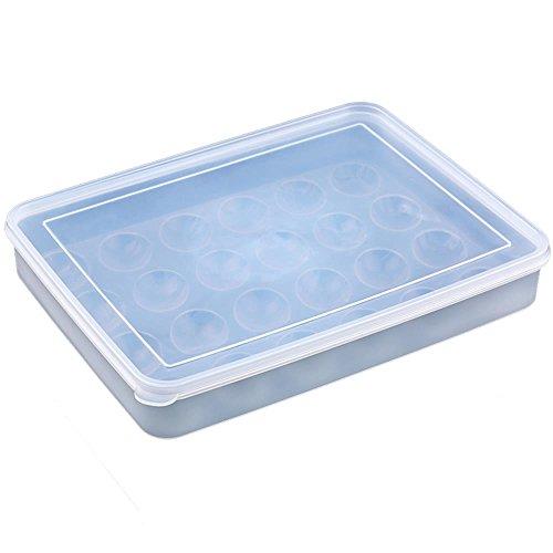 ALUK- Articles de cuisine - Boîte de rangement pour réfrigérateur Boîte de conservation pour oeufs