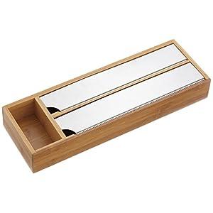 Kesper 15040 Küchenrollenhalter für die Schublade
