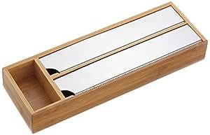 kesper 15040 k chenrollenhalter f r die schublade k che haushalt. Black Bedroom Furniture Sets. Home Design Ideas