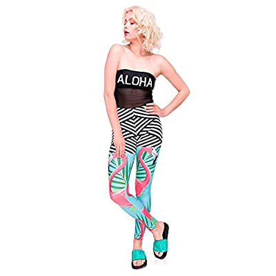 Rainbow Fox Damen Digital Drucken Einzigartig Mode Muster Strumpfhose und Gamaschen Flexibel Stoff von Rainbow Fox - Outdoor Shop
