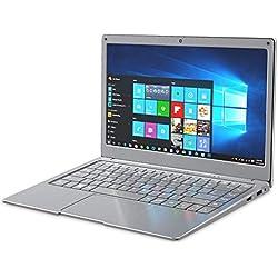 Jumper EZbook X3 Ordinateur Portable FHD 13,3 Pouces processeur Intel Apollo Lake N3350 6 Go de RAM 64 Go d'extension de Carte EMMC / Windows 10/128 Go TF, Extension de Disque Dur SSD M.2