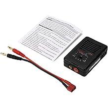LoveOlvidoE DTM-C001 Supermate 4 DC Balance Charger para 2-4 Celdas Lipo Batería
