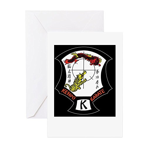 cafepress-kenpo-karate-crest-greeting-cards-greeting-card-note-card-with-blank-inside-birthday-card-