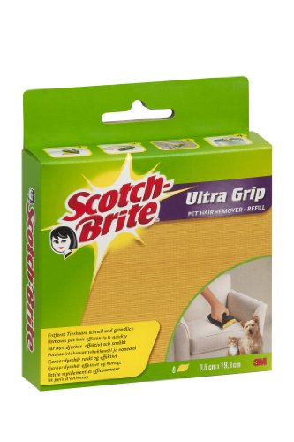 scotch-brite-837ug-rp-ultra-grip-tierhaar-entferner-nachfullpack-mit-8-streifen