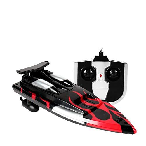 Sulifor Drahtlose Fernbedienung elektrische Boot schnellboot Spielzeug Boot Modell high Speed Kinder Junge Wasserdichte Yacht dampfer